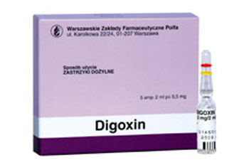 Digoxin-0,5mg/2ml